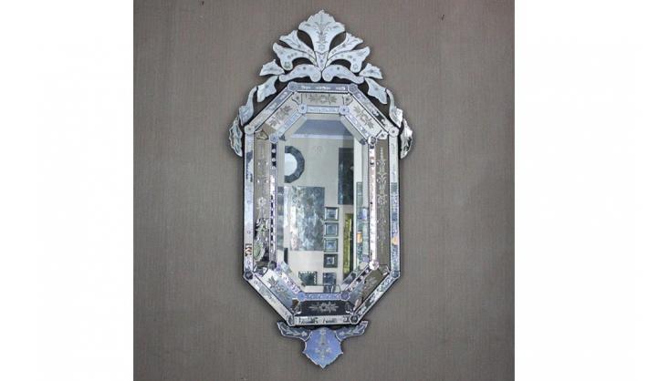 Frameless Mirror. Mebel bayar di alamat pemesan. Venetian mirror manufacture. Venetian mirror. Eglomise Mirror