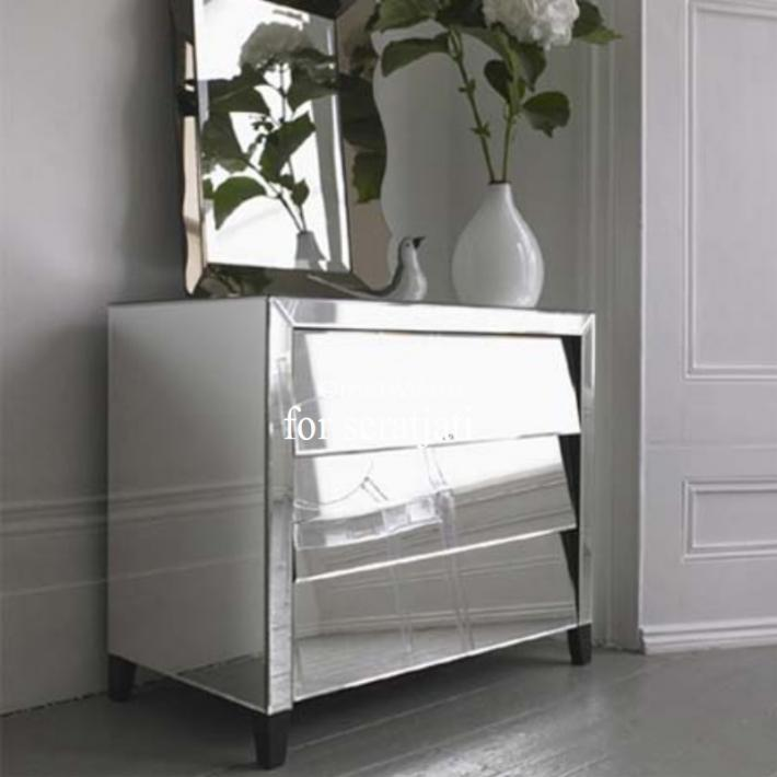 Console kaca. Console table. Console