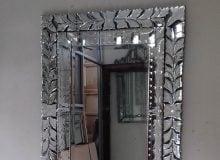 REctangulas mirror 140 X 80