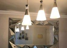 3Demensi mosaic wall mirror