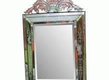 Cermin ukir venetian mirror
