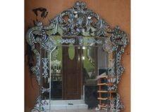 cermin keraton atau venetian mirror